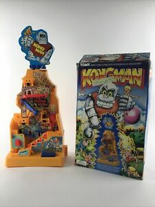 Kong Man 1980's Children's Game