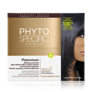 PHYTORELAXER INDEX 2 Normal to coarse hair, permanent relaxing