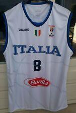 canotta jersey Italia basket 8 Ricci, preparata qualificazioni mondiali, Virtus