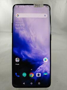 "OnePlus 7 Pro GM1917 256GB AT&T GSM Unlocked Dual SIM 6.6"" Smartphone X401"