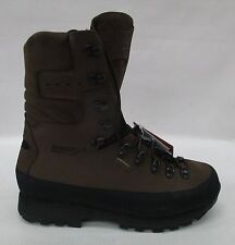 Kenetrek Mens Mountain Extreme Boots KE-420-NI-W Brown Leather Size 11/Wide