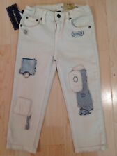 POLO Ralph Lauren rattoppare ANGOSCIA Jeans per 5 ANNI NUOVO CON ETICHETTA