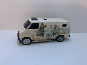 Vintage 1977 Star Wars Ripcord Van (Without Ripcord)