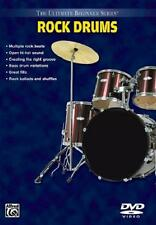 LEARN ROCK DRUMS NEW BEGINNER LESSONS DVD DRUM DRUMSET