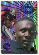 1998 Collector's Edge Super Bowl XXXII TIM BROWN Proof Rare Card Show SP #/500