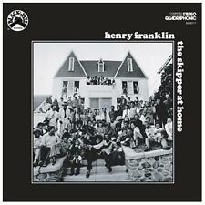 The Skipper at Home by Henry Franklin (CD, May-2013, Black Jazz)