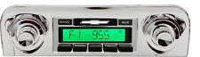 1959 1960 59 60 Chevy Impala Radio AM/FM USA 230 Custom Autosound AUX MP3