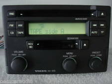 01 02 03 04 VOLVO S40 V40 S-40 V-40 Radio Stereo Tape CD Player RDS HU-655 OEM