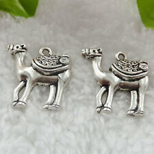 Free Ship 96 pieces tibet silver the pride of the desert charms 24x23mm #209