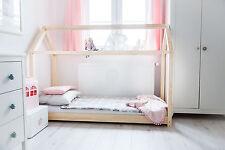 Kinderbett - Holzhaus Bett Für Kinder TALO D1 140x200 cm