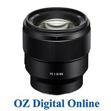New Sony FE 85mm F1.8 F/1.8 SEL85F18 E-Mount Full Frame Lens 1 Year Au Wty