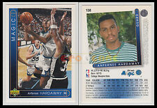 NBA UPPER DECK 1993/94 - Anfernee Hardaway # 138 - Magic - Ita/Eng - MINT