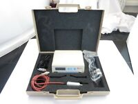 SEPTODONT ENDOTEK DENTAL SURGICAL CONTROL CONSOLE MOTOR DRILL FOOT PEDAL SURGERY