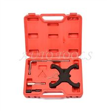 5PC Engine Timing Locking Tool Set Ford Focus1.6VCT TI C-Max Cam Tools Flywheel