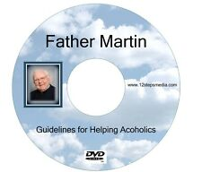 Father Martin Guidelines for Helping ALCOHOLICS ANONYMOUS DVD FREE SHIPPING RARE