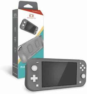 Hyperkin Protective Grip Case for Nintendo Switch Lite - Gray