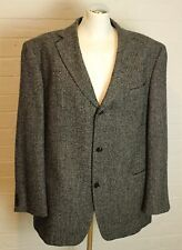 "HUGO BOSS Mens WOVEN VIRGIN WOOL MARS Jacket / Blazer - IT 58 - UK 48"" Chest"