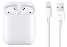 Apple AirPods 2nd Gen Wireless & Charging Case  ODM/OEM no box Replacement