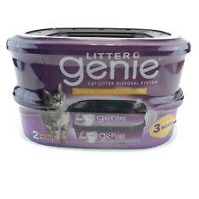 Litter Genie Cat Litter Disposal System REFILL Cartridge - 2 Each HG1