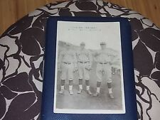 UNIVERSITY OF INDIANA 1922 BASEBALL TOUR OF JAPAN-POSTCARD