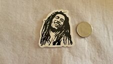 Black and White Marley Sticker Decal