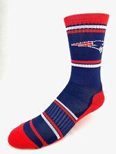 New England Patriots Compression Performer II Crew Socks