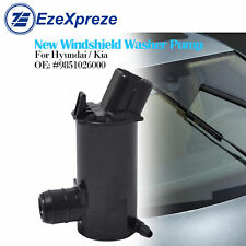 Windshield Washer Pump for Hyundai Accent Azera Elantra Genesis Sonata Tiburon