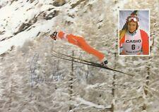 Günther sauvetage * AUT * > 3. Olympics 1988/NSK-sign. AK