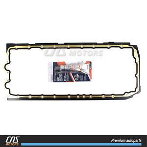 Engine Oil Pan Gasket for 2006-2020 BMW E61 E84 E86 E88 E89 E90 11137548031