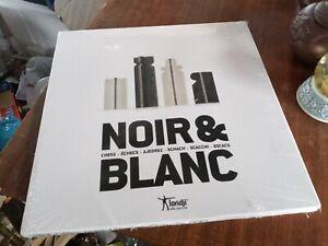 LONDJI Chess - Noir & Black click and play