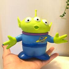 "Disney Pixar Toy Story Alien Figure 6"" Vinyl Thinkway RARE"