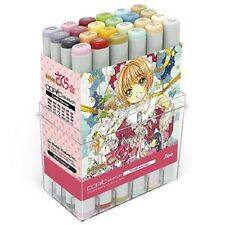 COPIC Copic sketch CLAMP 24 color set from japan Free Shipping