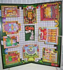 2002 The Simpsons Game Board