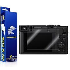 ArmorSuit MilitaryShield Panasonic Lumix DMC ZS50 K/S Screen Protector Brand NEW