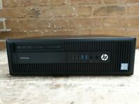 HP EliteDesk 800 G2 SFF i5 6th Gen 2.70GHz 500GB HDD 8GB DDR4 RAM 198138