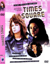 Times Square (DVD) 1980 RARE_Tim Curry_Trini Alvarado_Robin Johnson_ALL REGIONS