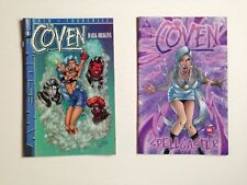 Coven & Glory Comics- IMAGE COMICS- NM-F- AWESOME ENTERTAINMENT- Straight thru