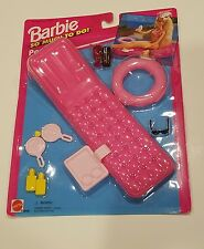 vintage  Barbie So Much To Do!   POOL DAY. Mattel 67167  NEW and RARE!!