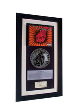 METALLICA St. Anger CLASSIC CD Album GALLERY QUALITY FRAMED+EXPRESS GLOBAL SHIP