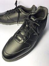 New! Callaway Chev Sl Men's Golf Shoe size 13 2W Wide Leather Black / Grey