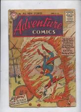 Adventure comics 220 Superboy Superman Aquaman Green Arrow Krypto cvr & Story