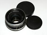EXC! Carl Zeiss Biometar 2.8/80 Zebra medium format lens for Pentacon Six & Kiev