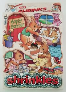 Shrinkles Happy Bunnies Craft Kit - Multiples Available!