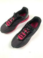 SAUCONY G KINVARA 2 SY41231 Womens Running Shoes Size 6M Black/Pink