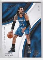 2016-17 Panini Immaculate Collection Steven Adams Oklahoma City Thunder #/99