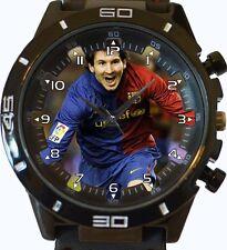 Lionel Messi NEU GT Serie Sport Unisex Geschenk Watch