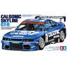 Calsonic Skyline GT - R (R33) - 1/24 Car Model Kit - Tamiya 24184
