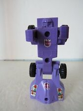 Vintage 1986 Transformers G1 Trypticon Full Tilt Car Action Figure Only