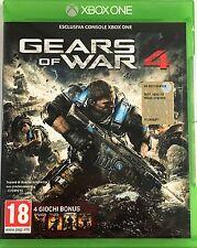 gears of war 4 italiano - xbox one