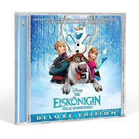 DIE EISKÖNIGIN-VÖLLIG UNVERFROREN (DELUXE EDITION) 2 CD  SOUNDTRACK  NEU